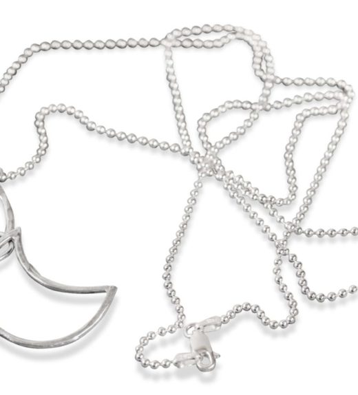 moon pendent necklace 2-min