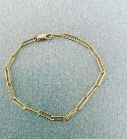 14KT Gold Filled Minimalist Bracelet